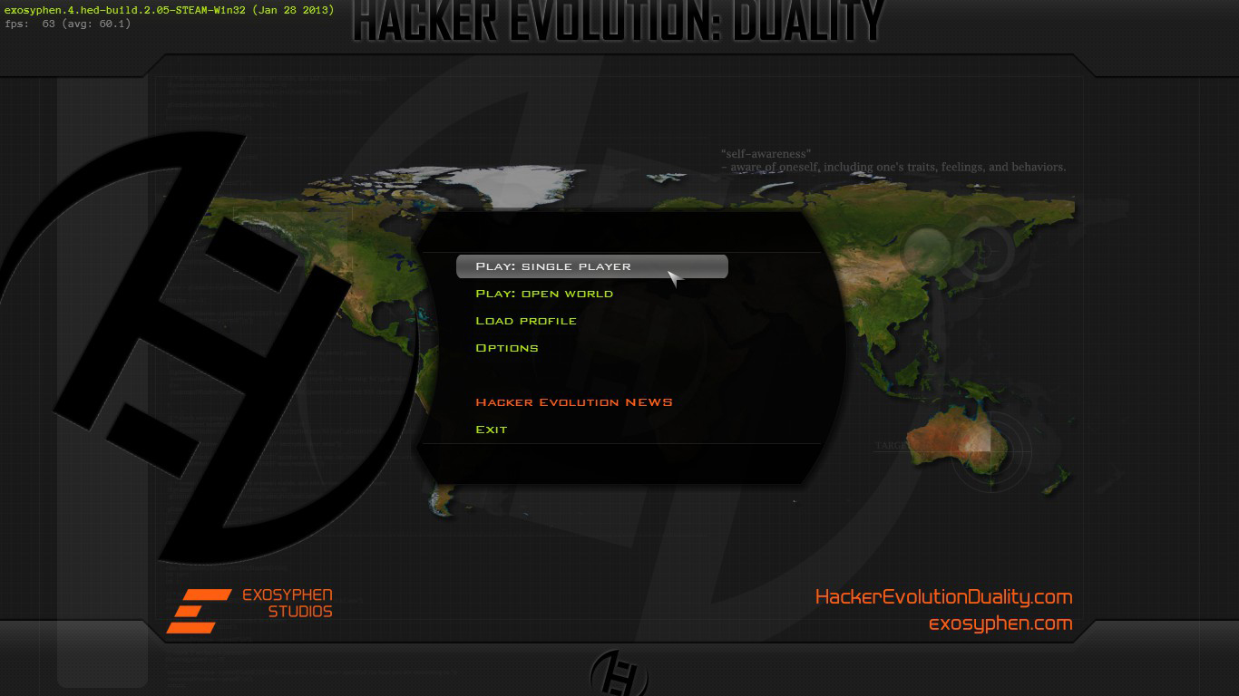 Hacker evolution duality на русском