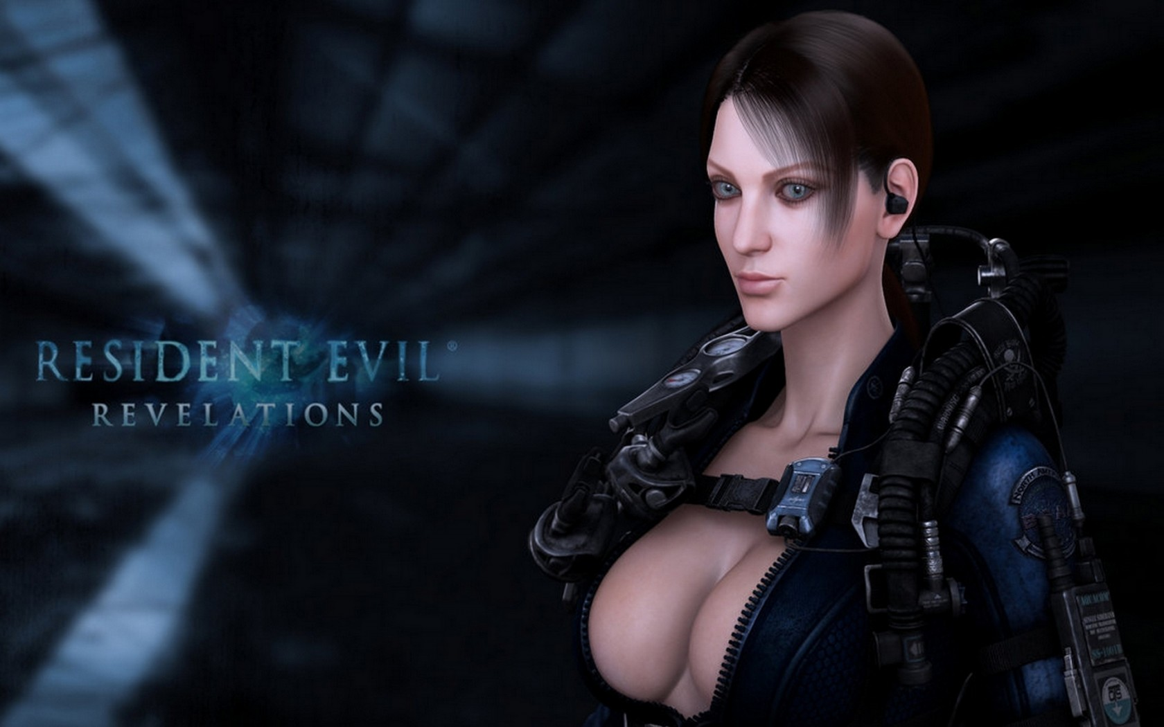 jill Resident valentine revelations evil