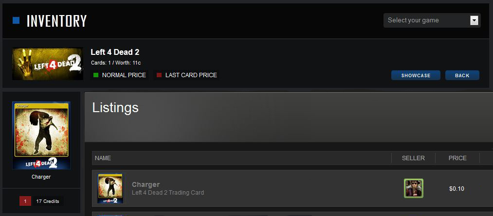 steam inventory cost