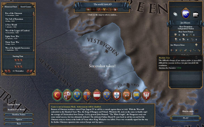 Steam Workshop :: [1.19] Bear Dynasty
