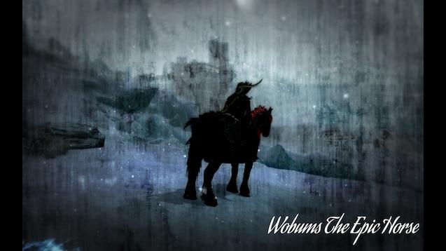 Steam Workshop :: Wobums The Epic Horse - Slow Version