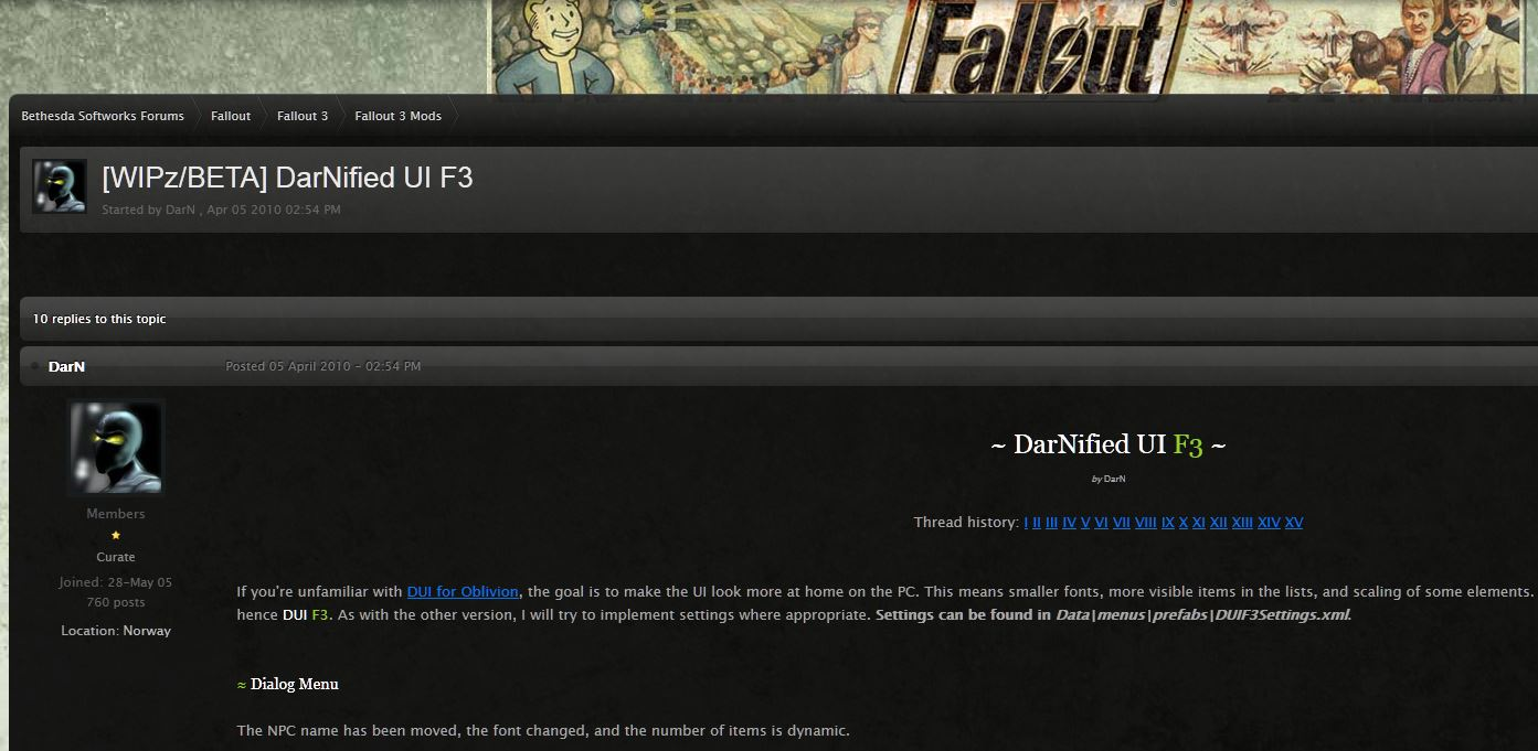 Steam Community :: Guide :: Fallout 3 GOTY: How to install