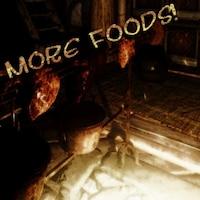 More Foods!画像