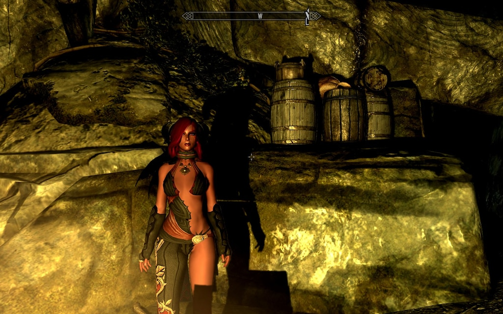 Steam Community :: Screenshot :: I love having Tera armors in skyrim