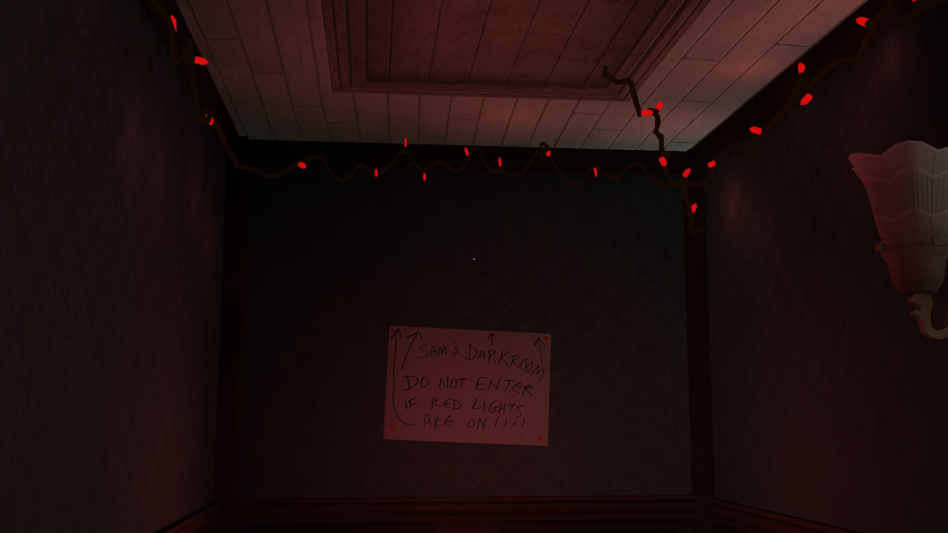 Gone Home Foyer Key : Steam community guide walktrough and combinations