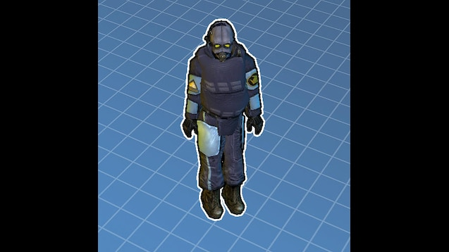 Steam Workshop :: Werewolf Playermodel PAC3