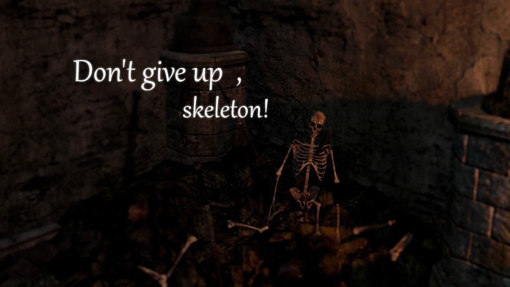 Steam Community :: :: Dark Souls motivational quote