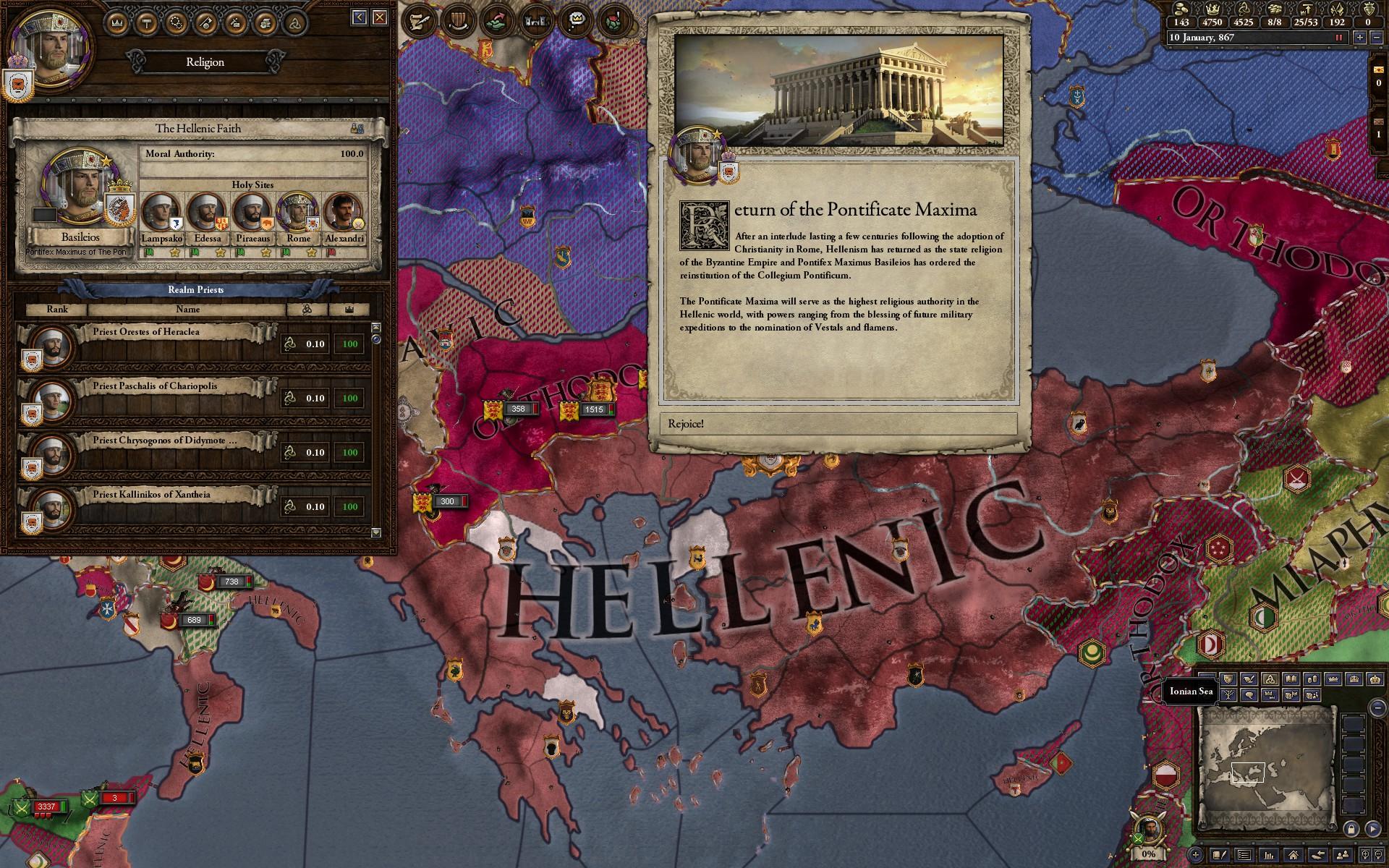 The crusader kings 2 mods