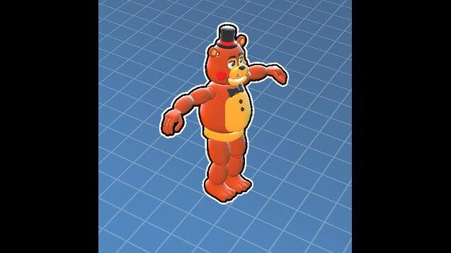Steam Workshop :: Toy Freddy 2 0 (Fnaf 3,4,5 Fan Made Parts