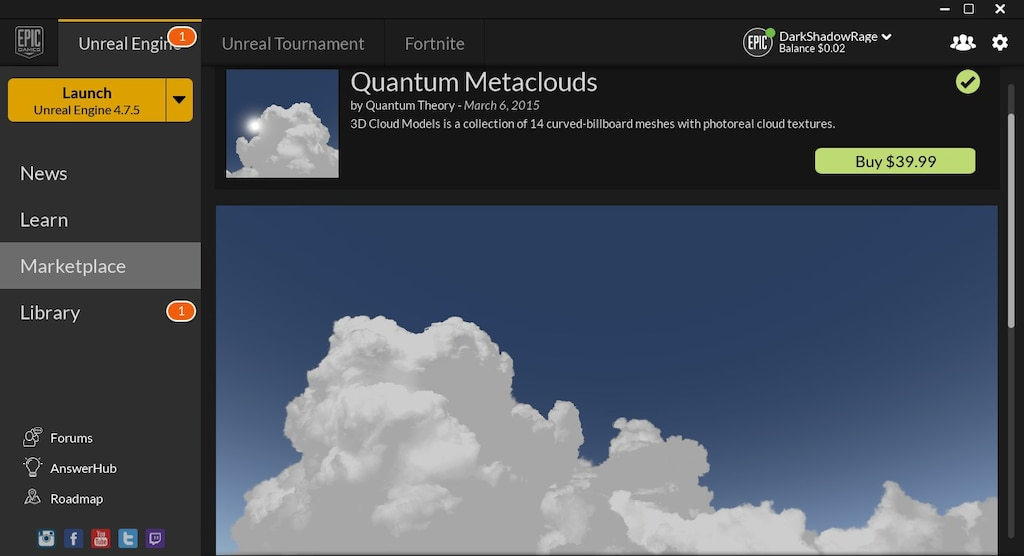 Steam Community :: Screenshot :: These clouds are so meta