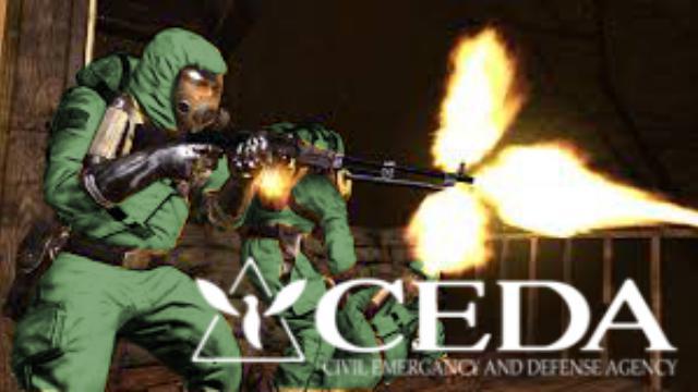 Steam Workshop :: CEDA Hazmat Unit[L4D1 Survivors]