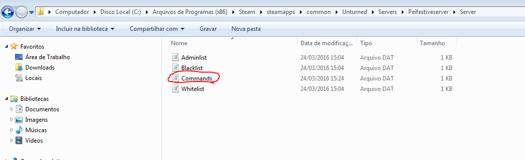 Steam Community :: Guide :: Comandos de ADMIN