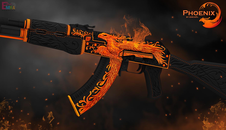 Hasil gambar untuk AK47 Phoenix