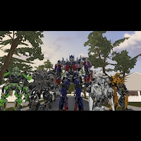 Steam Workshop :: Godzilla and Transformers Uprising SFM