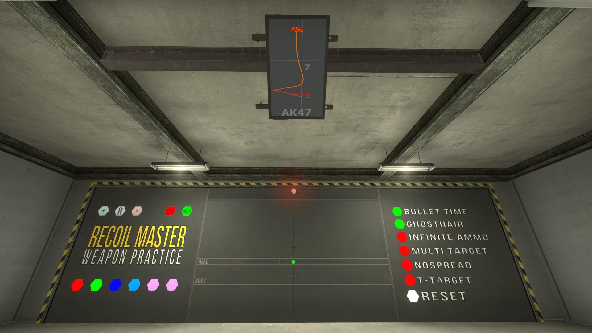 Steam Workshop :: Recoil Master - Spray Training