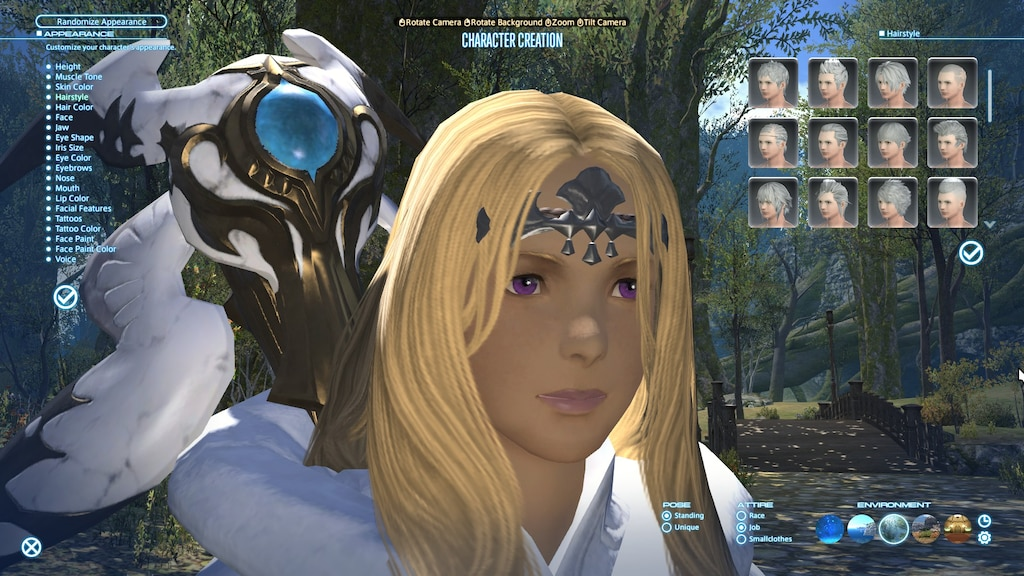 Comunidad Steam :: Captura :: I've finally decided to give FFXIV a