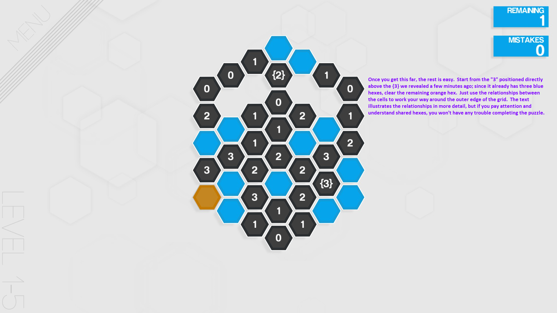 Steam munity Guide Hexcells Infinite No Mistake