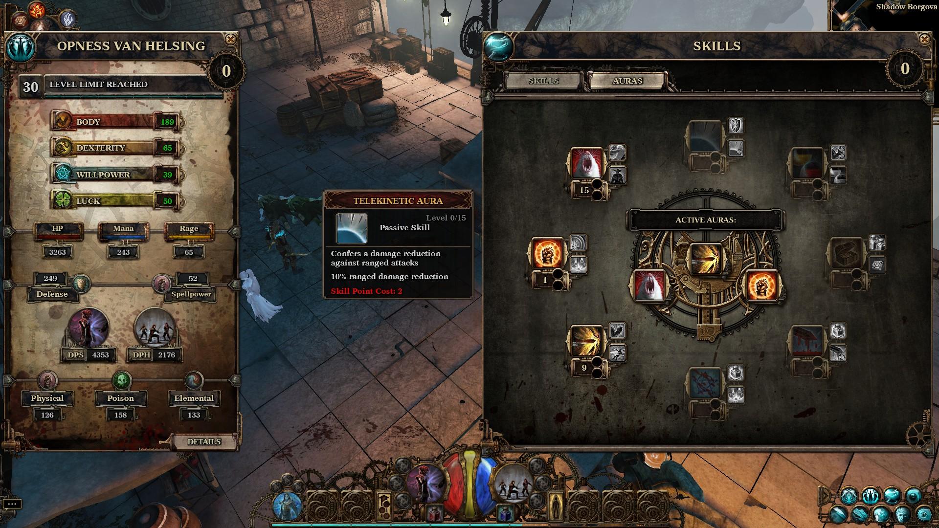 Van Helsing  Phlogistoneer Build