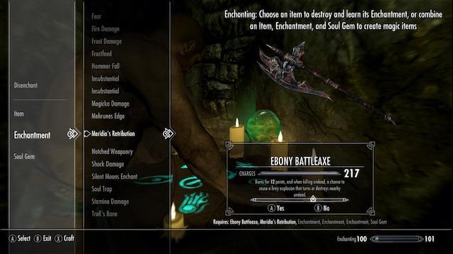 Steam Workshop :: EzE's - Artifact Disenchanting -