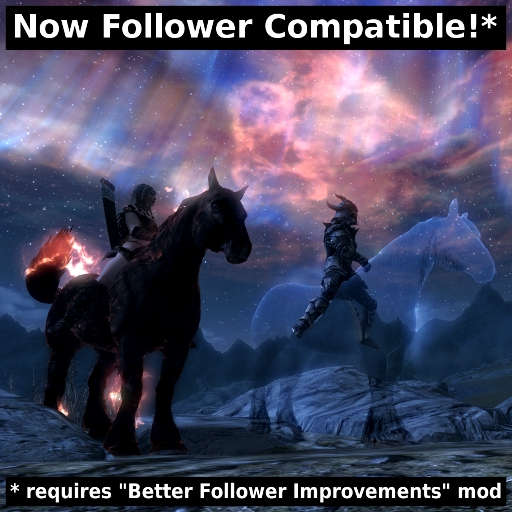 Steam Workshop :: Conjure Rideable Ethereal Horse Spell