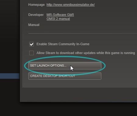 Steam Community :: Guide :: How to launch the OMSI 2 Editor