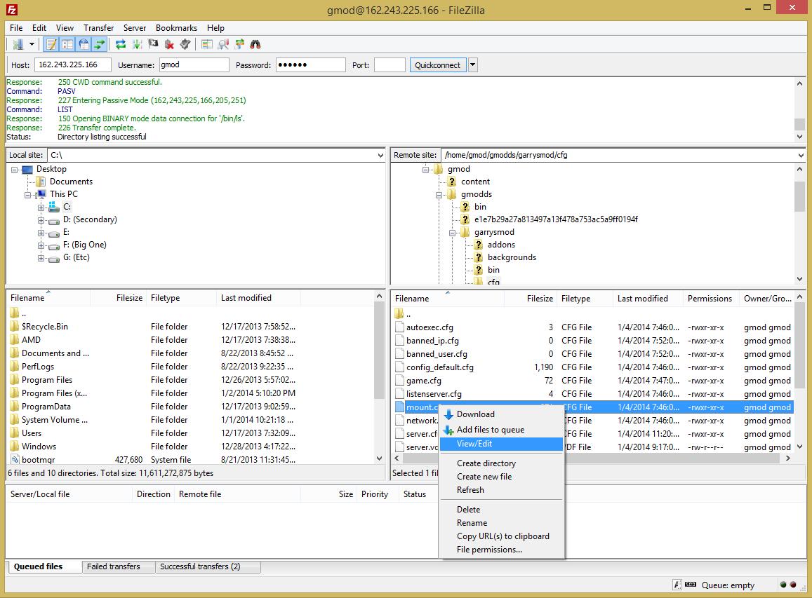 Хостинг серверов garry s mod топ 100 сайтов lineage2