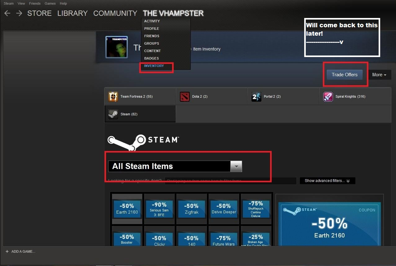 Steam coupon codes