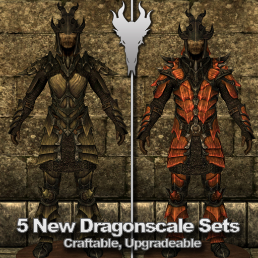Steam Workshop Colored Dragonscale Armor Go to this item's image gallery page to view images for all races. steam workshop colored dragonscale armor