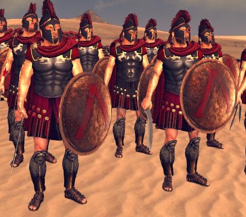 Spartan Warrior's