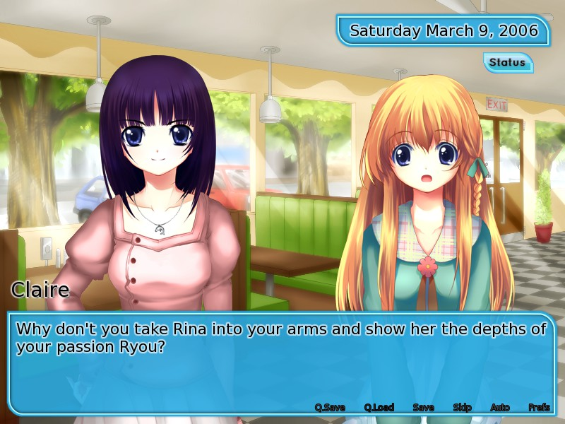 Best dating sim for android