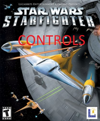 Steam Community :: Guide :: Star Wars Starfighter Controls