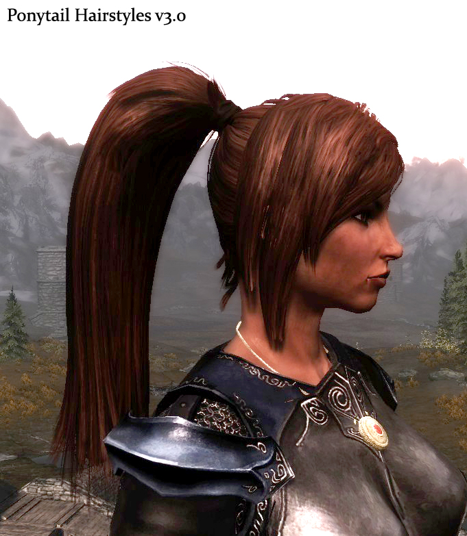 Skyrim Hairstyles