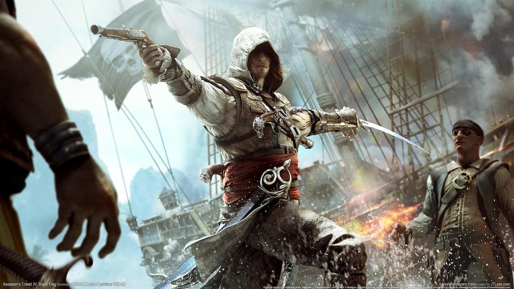 Steam Community Assassin S Creed Iv Wallpaper 1080p