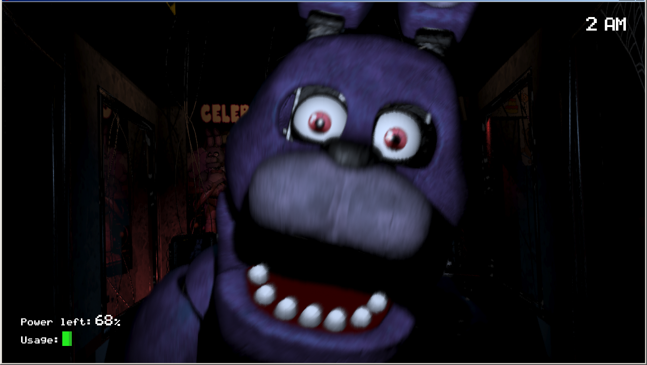 Steam Greenlight :: Five Nights at Freddy's