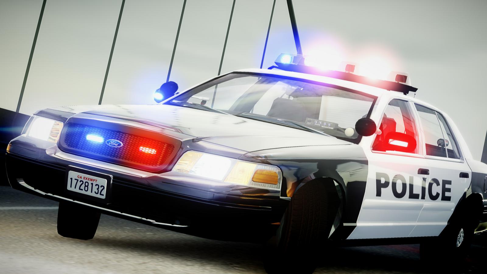 Halifax regional police gmc savana for gta 4.
