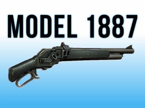 call of duty model 1887