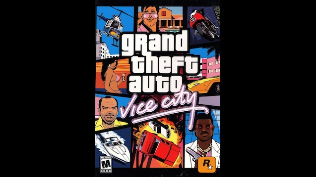 Steam Workshop :: Grand Theft Auto Vice City MAP for GMOD