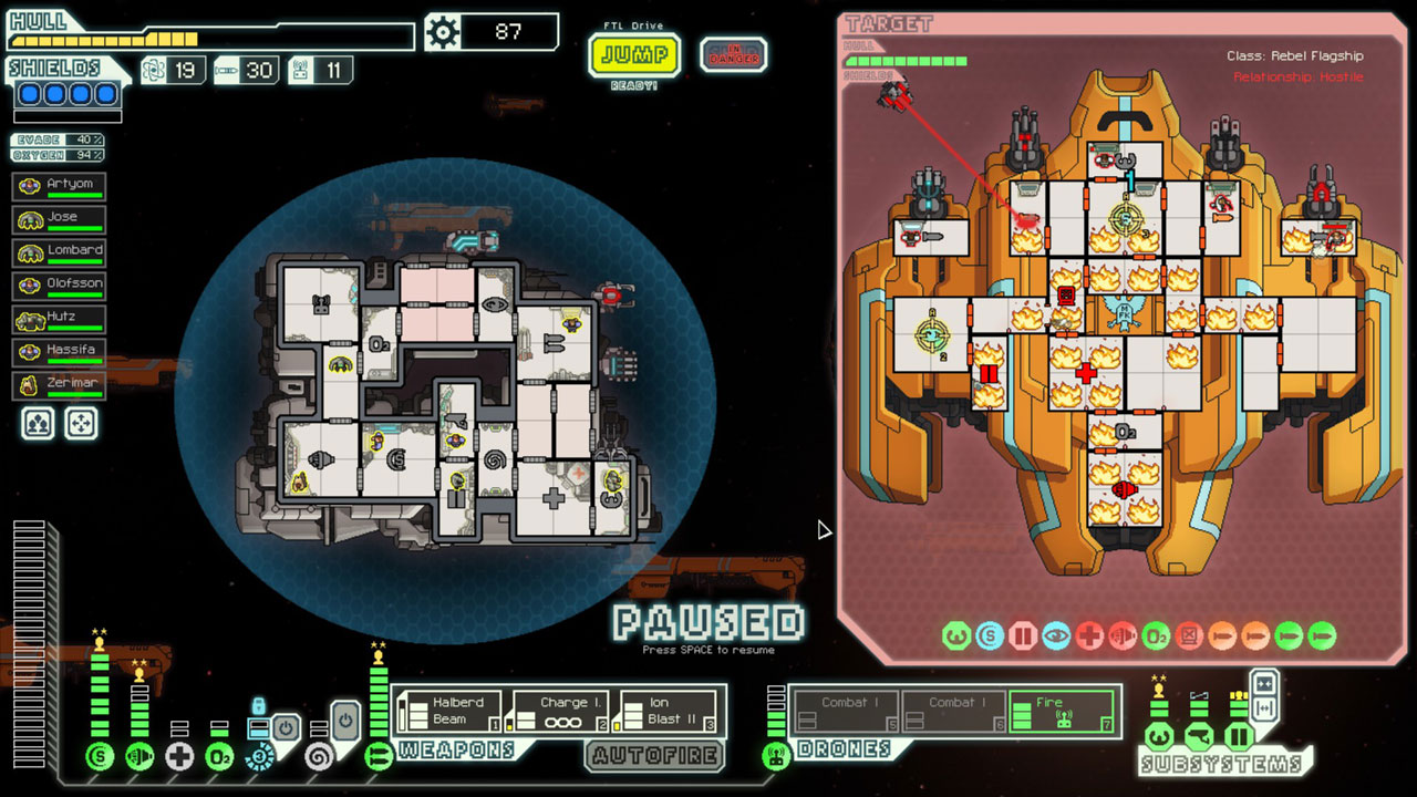 The ftl: faster than light survival guide altergamer_all pc.