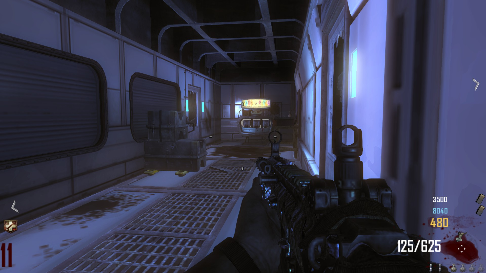call of duty black ops 2 tranzit pack a punch