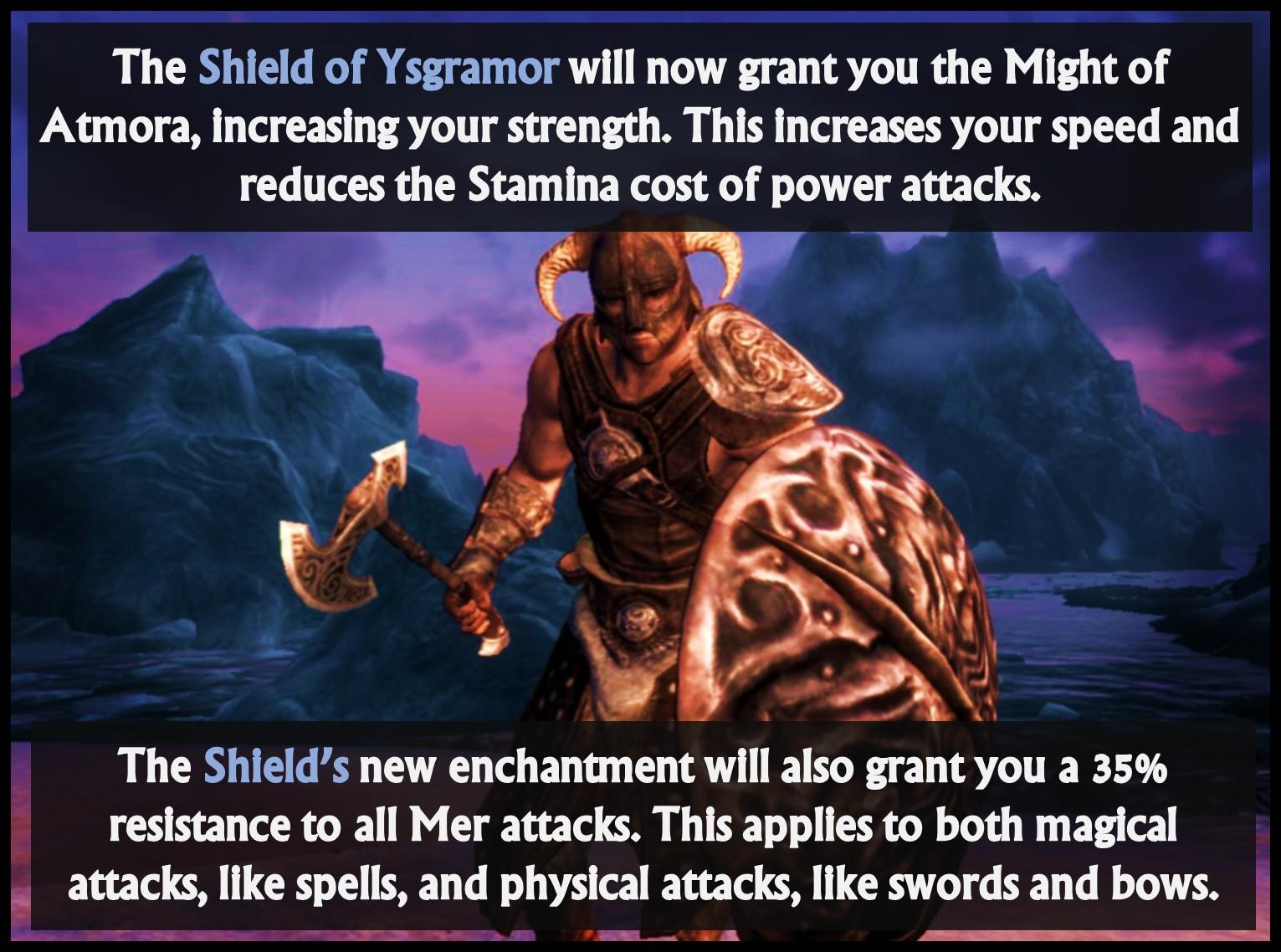 Steam Workshop :: Ysgramor's Artifacts Improved