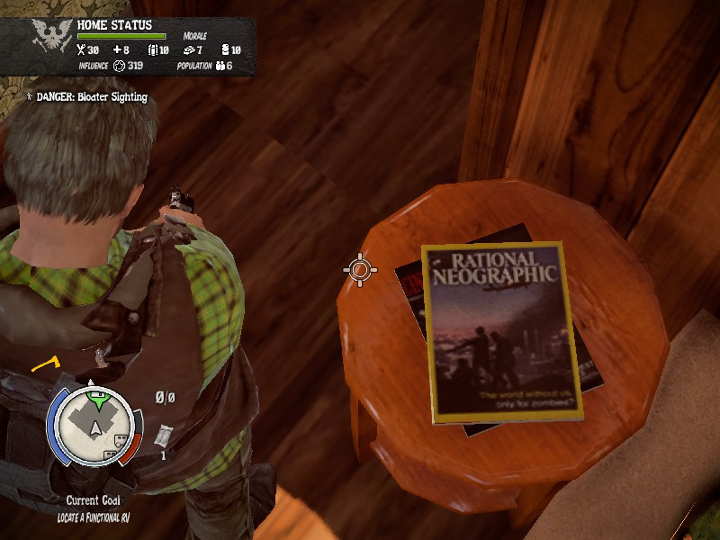 Steam Community :: Guide :: known easter eggs in state of decay