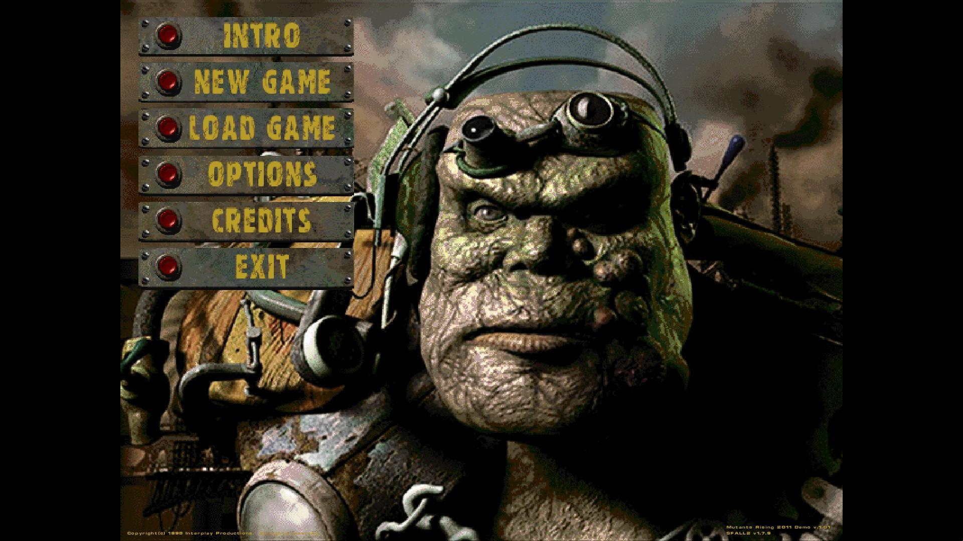 не могу сохраниться в fallout 2