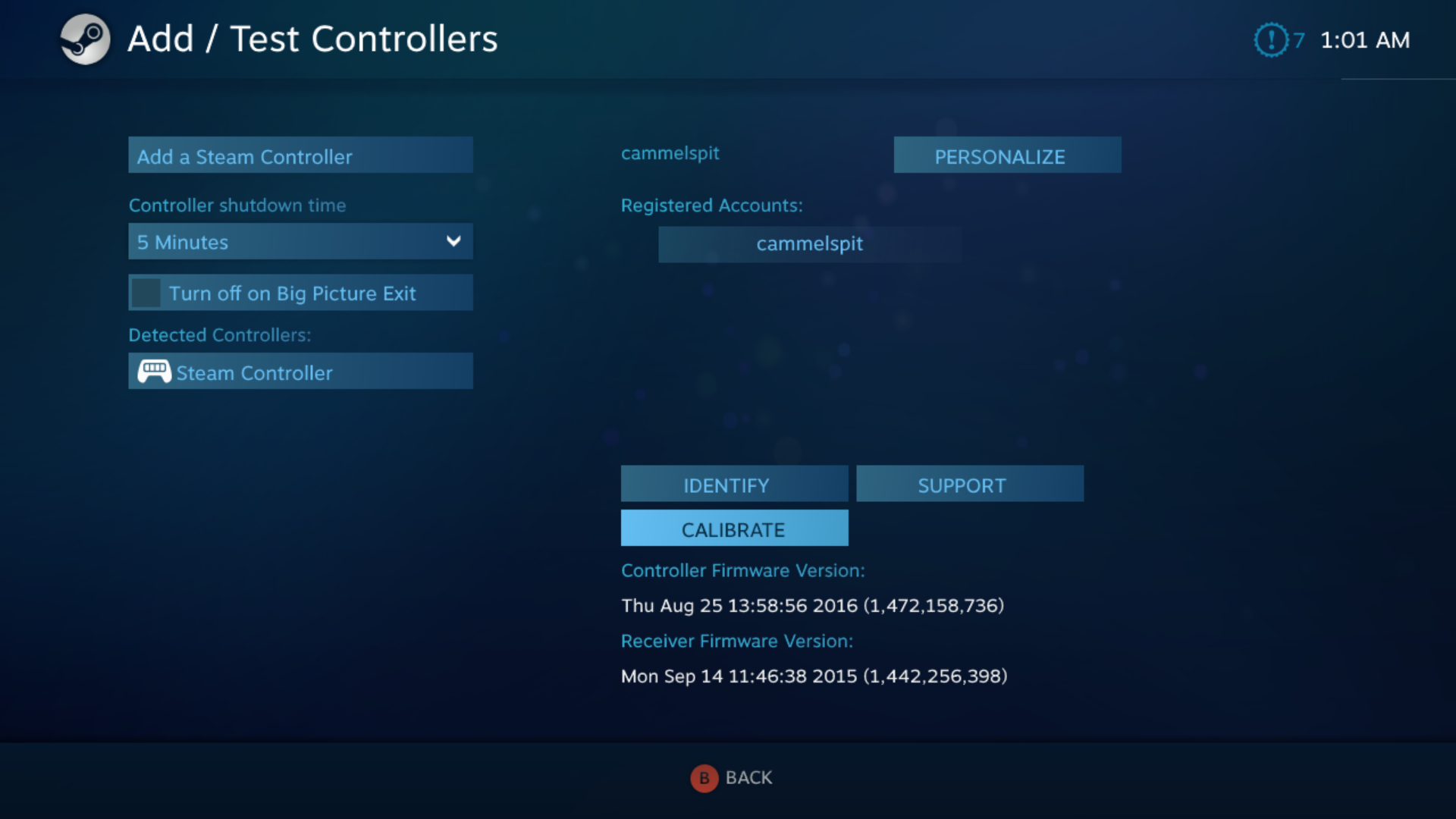 Steam Community :: Guide :: Steam Controller Basic Troubleshooting Guide