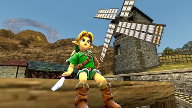 Steam Workshop :: The Legend of Zelda - Ocarina Of Time