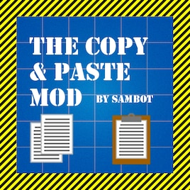 Steam Workshop :: The Copy-Paste Mod