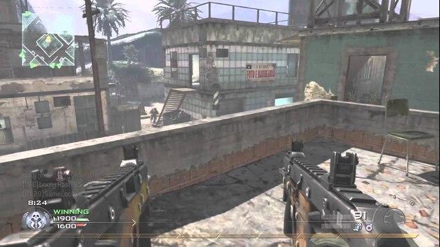 Steam Workshop Call Of Duty Modern Warfare 2 Vector Sound Replacement