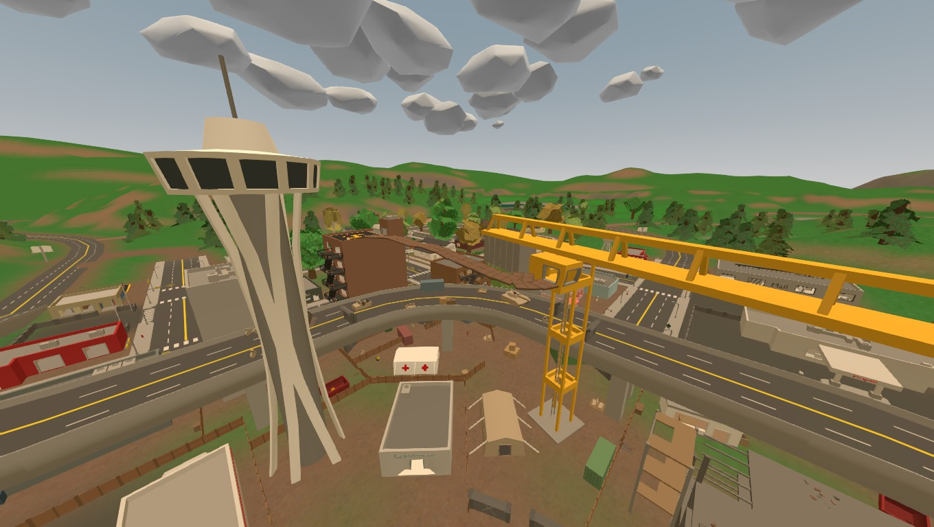 Unturned Seattle Map.Steam Community Guide Best Places For Bases In Washington