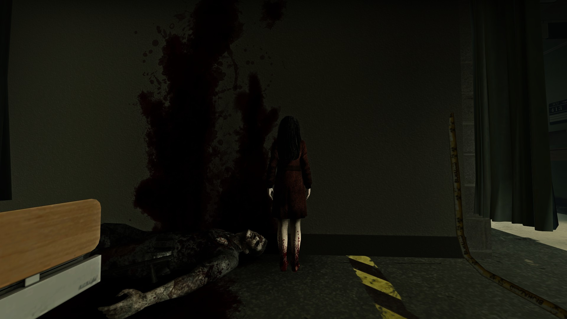 Steam Workshop Alma Wade Fear X L4d2