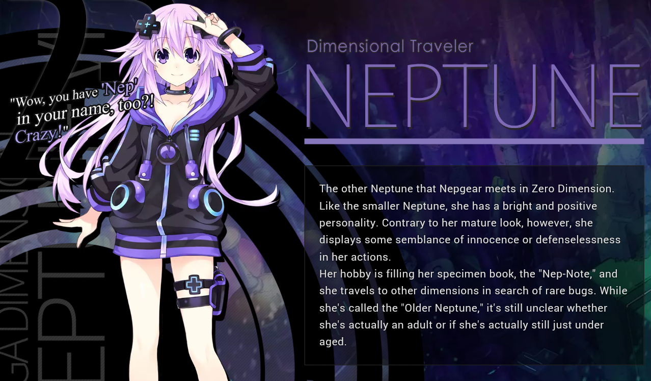 Steam Community Guide Neptune Ultra Dimension