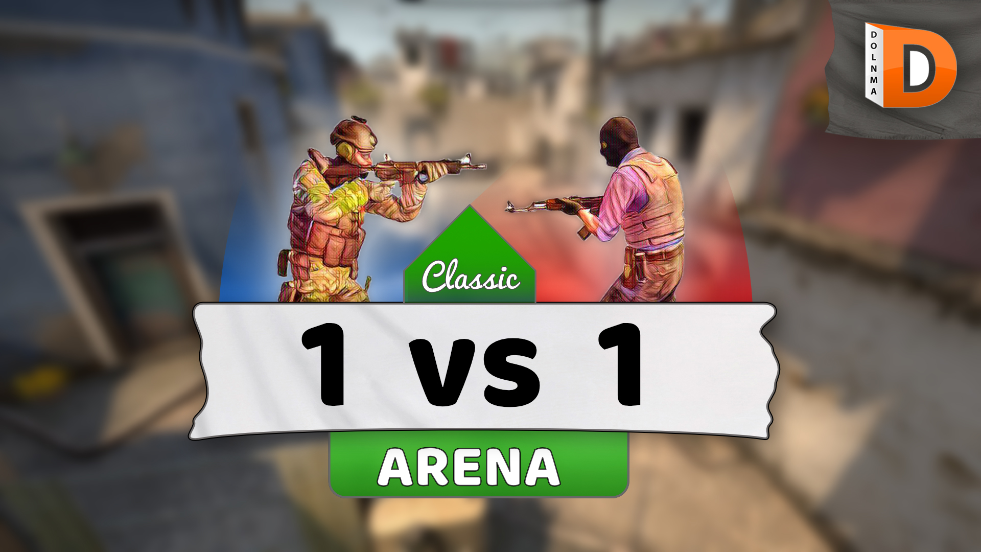 Steam Workshop :: Mirage Middle Arena 1vs1